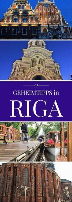 Die besten Sehenswürdigkeiten und Geheimtipps in Riga