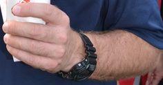 G-Shock DW-6900 Wrist Shot - Dad