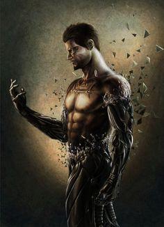 Deus Ex: Human Revolution - by Erica Leev