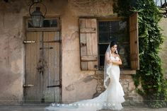 Race and Religious is the perfect backdrop for editorial bridal sessions.