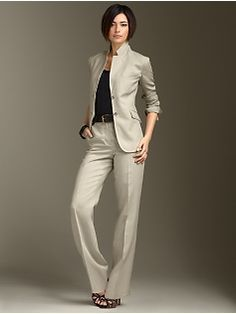 linen suits for women - Buscar con Google | Vestido de Clausura ...