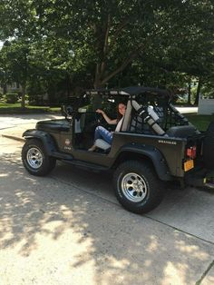 1997 Jeep Wrangler, Cj Jeep, Jeep Willys, Jeepers Creepers, Cool Jeeps, Jeep Life, How To Look Pretty, Bro, Heaven