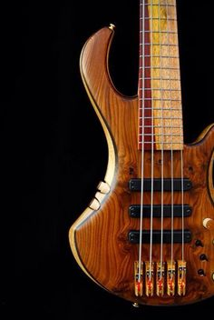 "Custom Bass-5 / ""The Gaucho Bass""..from which brand or luthier?"