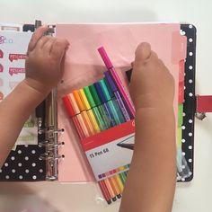 Total planner nerd! #plumplanner in my #simplestories carpe diem binder! LOVE LOVE (and stabile pens are amazing too!)