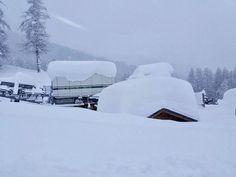Bardonecchia, la partenza della seggiovia Chesal-Selletta (1805 m) #myValsusa 09.01.18 #fotodelgiorno di Bardonecchia Ski