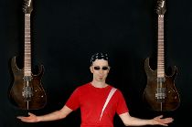 unser E-Gitarrenlehrer Andreas Vockrodt :-)