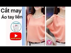U Tube, Sewing Class, Couture, Ao Dai, Kids Wear, Sewing Hacks, Dressmaking, Sewing Patterns, Blouse