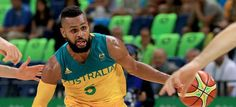 RIO DE JANEIRO, BRAZIL - AUGUST 17: Patty Mills #5 of Australia drives the ball against Lithuania during the Men's Quarterfinal match on Day 12 of the Rio 2016 Olympic Games at Carioca Arena 1 on August 17, 2016 in Rio de Janeiro, Brazil. © 2016 Getty Images