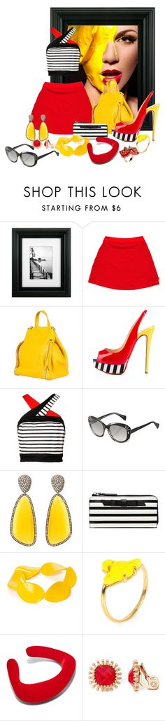 """""""Untitled #2665"""" by quitabaity ❤ liked on Polyvore featuring Malden International Designs, Mountain Hardwear, Laura Di Maggio, Christian Louboutin, Alexander McQueen, Christina Debs, Kate Spade, Kim Rogers, Vivienne Westwood and Ribeyron"""