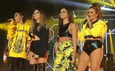 Find images and videos about little mix, perrie edwards and jesy nelson on We Heart It - the app to get lost in what you love. Little Mix Outfits, Little Mix Style, Jesy Nelson, Perrie Edwards, Stage Outfits, Mode Outfits, Concert Outfits, Litte Mix, Bae