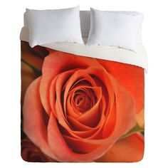 Deny Designs Allyson Johnson Rose Bud Lightweight Duvet Cover