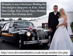 We makes you trip easy #wedding_bus_hire& #Cheap_minibus_hire get a cheap price in Kent, School Tour, College Tour, Group Tours, Wedding Function Tour & many more.