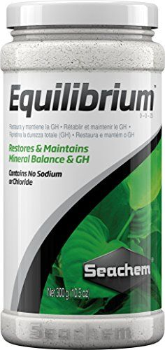 Seachem Equilibrium 300gram ** Read more reviews of the product by visiting the link on the image.Note:It is affiliate link to Amazon.