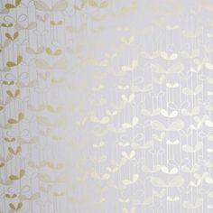 Contemporary metallic wallpaper wallcovering ideas