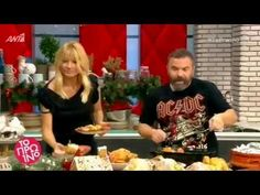 Κοτόπουλο στη λαδόκολλα - 11/12/2017 - YouTube Food And Drink, Meat, Chicken, Cooking, Youtube, Recipies, Kitchen, Youtubers, Brewing
