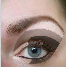Image result for make up for jennifer lawrence eyes