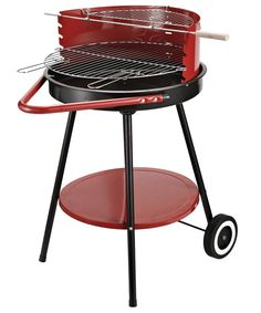 Bbq Barbecue Grill Charcoal Cook Garden Portable Outdoor Patio Windshield  Coal