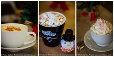Who isn't dreaming of a Peppermint Mocha, an Eggnog Latte or a Mexican Hot Chocolate?  Carolines Coffee Roasters holiday drinks....
