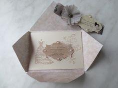 Stempeltante: Hochzeitskarte die 1te Umschlagkarte