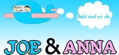 Joe & Anna , Lederreste für Puschen