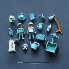Blue Playmobil Image only - Links to FB