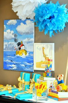Aesthetic Nest: Party: Golden Books Baby Shower