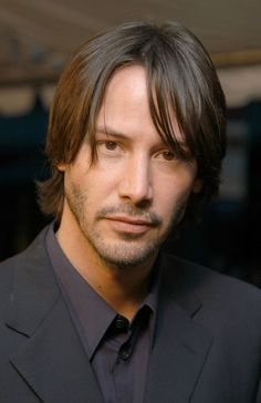 Keanu Reeves - another long time crush!!