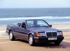 Mercedes-Benz Cabriolet der Baureihe 124