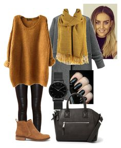 """""""Mustard."""" by frenkiefashion on Polyvore featuring Lucky Brand, MANGO, Roial, women's clothing, women's fashion, women, female, woman, misses and juniors"""
