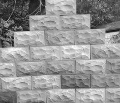 Historic Rock Fack Block - Home Types Of Concrete, Concrete Molds, Concrete Blocks, Masonry Blocks, Interlocking Bricks, Antebellum Homes, Victorian Interiors, Old Mansions, Unusual Homes