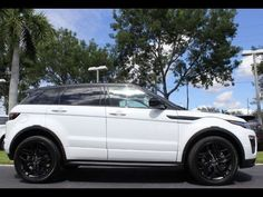 "Range Rover Evoke – Range Rover Evoque Is the New ""Evoque"" the Answer to Range Rovers Prayers? Land Rover and Range Rover both remain… Delray Beach, West Palm Beach, Range Rover Evoque, Range Rovers, Land Rover Models, Models For Sale, Luxury Suv, Fort Lauderdale, Dream Cars"