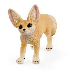 Ørkenrev Wild Life, German Toys, Fox Toys, Fennec Fox, Pet Fox, Inspiration For Kids, Rodents, Toys For Boys, Predator