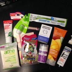 Vegan Cuts ~ Leaping Bunny Fresh Start Kit September 2014
