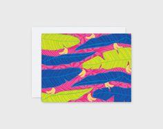 Banana Leaf Card – Nico Made