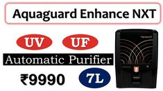 RO + UF   Manual TDS-Adjuster   Mineral Protection   Active-Copper Technology   Water Tank: 7-Liter   Zero Pressure Pump   Warranty: 1-Year Low Water Pressure, Pressure Pump, Ro Water Purifier, Air Purifier, Latest Gadgets, Water Tank, Drinking Water, 1 Year