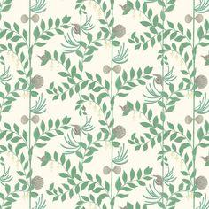 Secret Garden by Cole & Son - Dark Green - Wallpaper : Wallpaper Direct