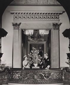 "classicroyalrarepics: ""The Queen and The Duke of Edinburgh """