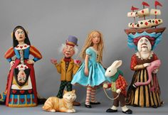 Alice in Wonderland~ dolls