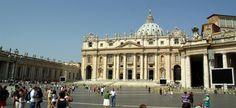 Panorámica Piazza San Pietro (Città del Vaticano) - Portal Fuenterrebollo