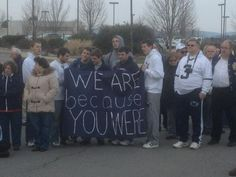 We Are! Because You Were! #RIPJoePa