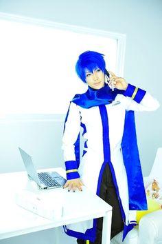 REIKA(reika2011) KAITO Cosplay Photo - WorldCosplay