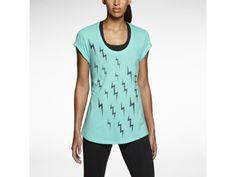 Nike Run Bolts Boyfriend – Tee-shirt pour Femme
