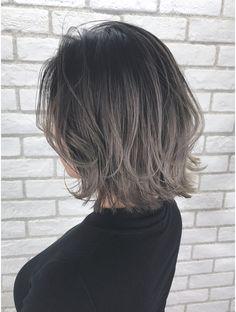 Pin on Hair Pin on Hair Short Dyed Hair, Short Straight Hair, Brown Hair Balayage, Hair Highlights, Ombre Hair, Cabello Hair, Shot Hair Styles, Wild Hair, Hair Journey