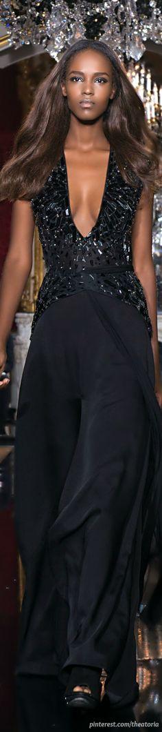Loris Azzaro ● Haute Couture FW 2014-15