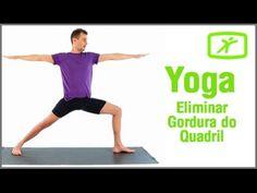 Aula de Yoga para Iniciantes - #10 - Sequência para Perder o Culote e El...