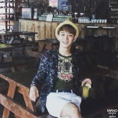 Dat smile #chen #exo