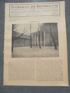 1924 25 Kant Grabstätte Königsberg Kanthalle