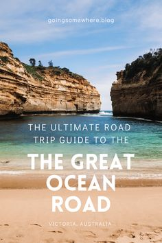 Great Ocean Road | The ultimate guide to the Great Ocean Road, including tips for road tripping and camping and all the best things to do on the Great Ocean Road #greatoceanroad #australia #victoria #roadtrip #travelguide