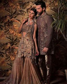 Speaks volume about the intricate and exquiste work by ace #bridaldesigner @Mohsin.naveed.ranjha with the gorgeous #GitiAra @imGitiAra & handsome hunk @Waqar_Ahmed_Butt Jewelry by @SamreenVance & Photography by #ParagonStudio @SyedMinnu  #followme #insta #instagram #instapic #instagood #instafollow #instagramers #instalike #instafashion #instafamous #lifestyle #style #model #samysays #glam #glamour #artist #fashion #fashionista #fashionblogger - #regrann