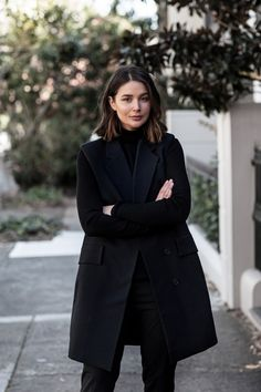 How to style a turtleneck | streetstyle | outfit | HarperandHarley